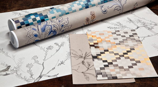 Quercus & Co wallpaper