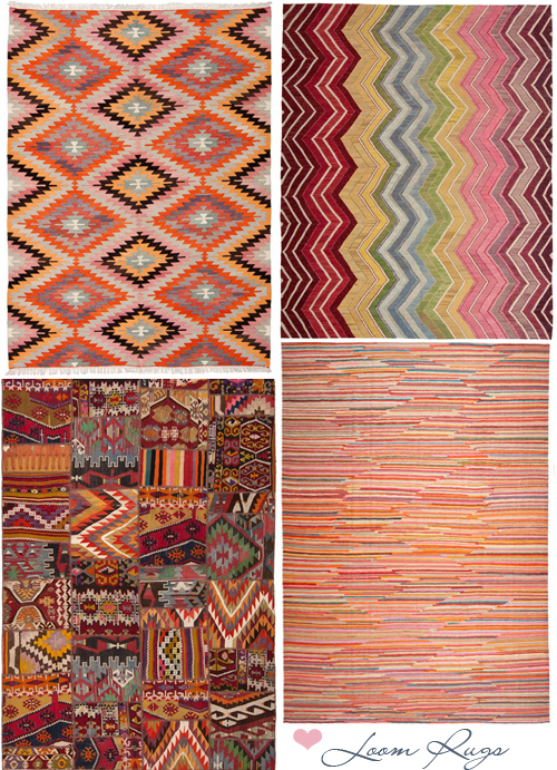 Ish And Chi Loom Rugs Interior Design Decorating And